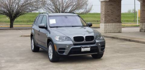 2012 BMW X5 for sale at America's Auto Financial in Houston TX