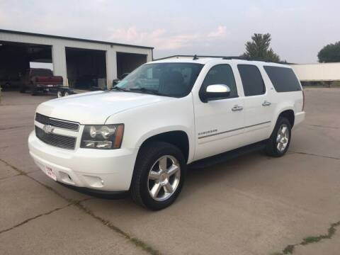 2011 Chevrolet Suburban for sale at More 4 Less Auto in Sioux Falls SD