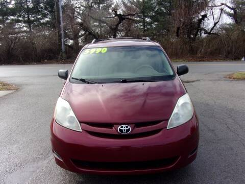 2008 Toyota Sienna for sale at Auto Sales Sheila, Inc in Louisville KY