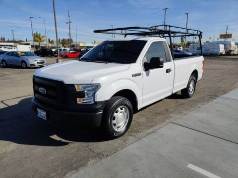 2016 Ford F-150 for sale at California Motors in Lodi CA