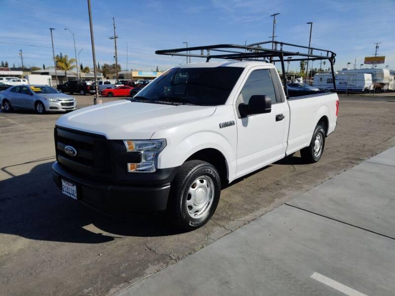 2016 Ford F-150 for sale at California Motors in Lodi CA