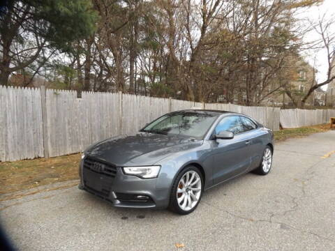 2014 Audi A5 for sale at Wayland Automotive in Wayland MA