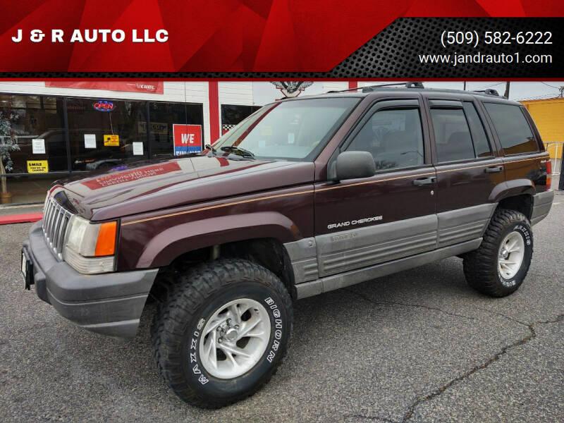 Used 1996 Jeep Grand Cherokee For Sale In Greensboro Nc Carsforsale Com