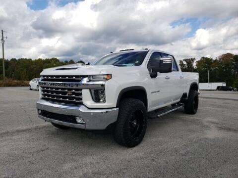 2020 Chevrolet Silverado 2500HD for sale at Hardy Auto Resales in Dallas GA
