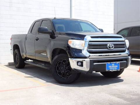 2014 Toyota Tundra for sale at Joe Myers Toyota PreOwned in Houston TX