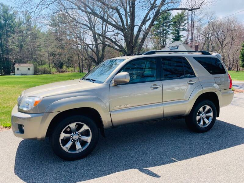 2009 Toyota 4Runner for sale at 41 Liberty Auto in Kingston MA