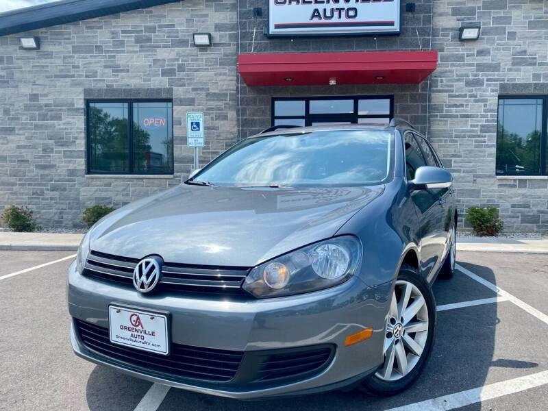 2013 Volkswagen Jetta for sale at GREENVILLE AUTO in Greenville WI