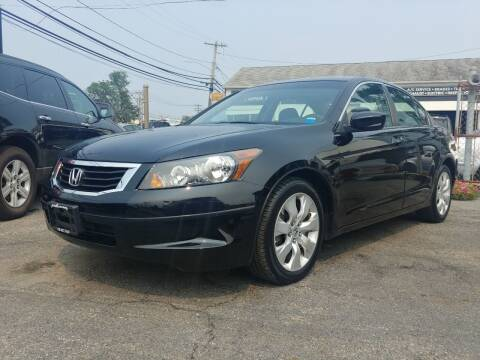 2009 Honda Accord for sale at Viking Auto Group in Bethpage NY
