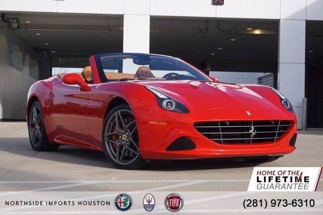 Used Ferrari California For Sale In Italy Tx Carsforsale Com