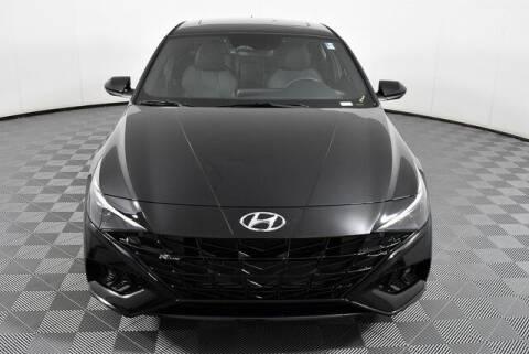2022 Hyundai Elantra for sale at Southern Auto Solutions-Jim Ellis Hyundai in Marietta GA