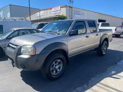 2002 Nissan Frontier for sale at Ricos Auto Sales in Escondido CA
