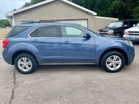 2011 Chevrolet Equinox for sale at Iowa Auto Sales, Inc in Sioux City IA