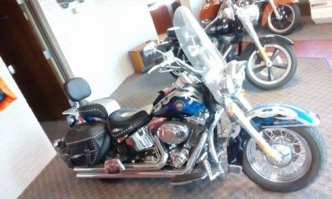 2008 Harley-Davidson FLSTC Heritage ST Cl for sale at Jim Clark Auto World in Topeka KS