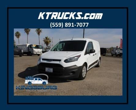 2017 Ford Transit Connect Cargo for sale at Kingsburg Truck Center in Kingsburg CA