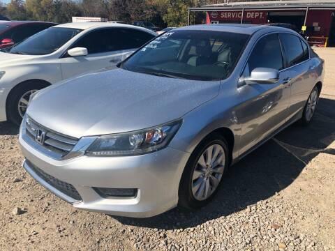 2014 Honda Accord for sale at CAR CORNER in Van Buren AR