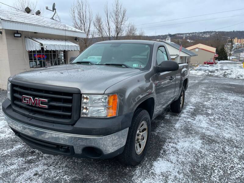 2008 GMC Sierra 1500 for sale at JM Auto Sales in Shenandoah PA