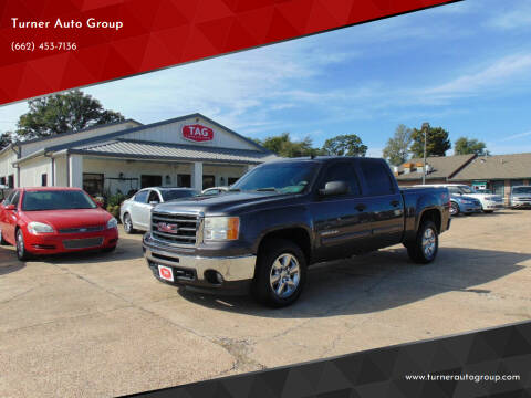 2010 GMC Sierra 1500 for sale at Turner Auto Group in Greenwood MS