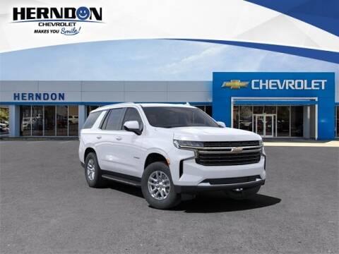 2021 Chevrolet Tahoe for sale at Herndon Chevrolet in Lexington SC
