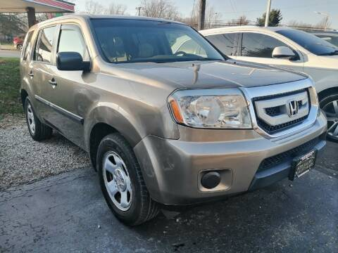 2010 Honda Pilot for sale at KRIS RADIO QUALITY KARS INC in Mansfield OH