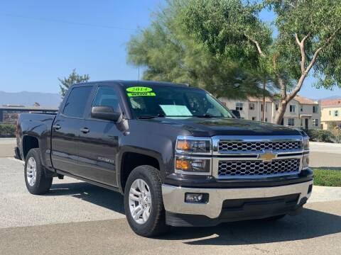 2014 Chevrolet Silverado 1500 for sale at Esquivel Auto Depot in Rialto CA