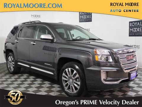 2017 GMC Terrain for sale at Royal Moore Custom Finance in Hillsboro OR
