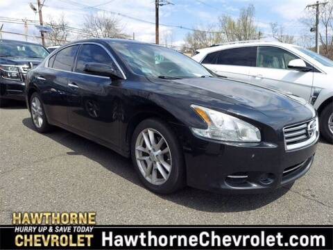 2014 Nissan Maxima for sale at Hawthorne Chevrolet in Hawthorne NJ
