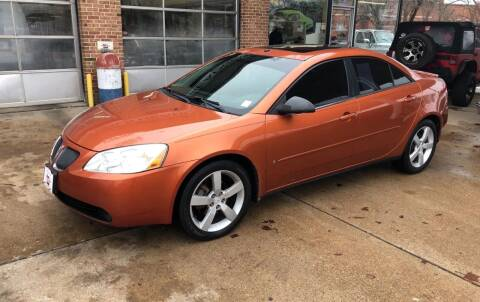 2006 Pontiac G6 for sale at County Seat Motors East in Union MO