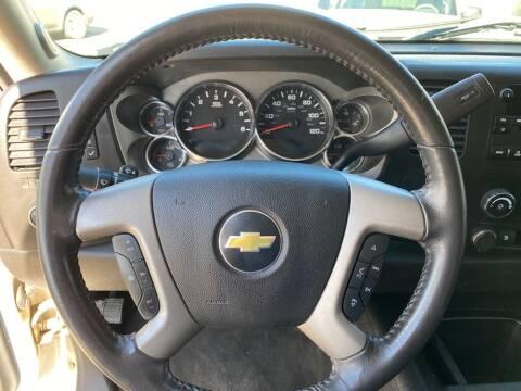 2010 Chevrolet Silverado 1500 for sale at Maverick Automotive in Arlington MN