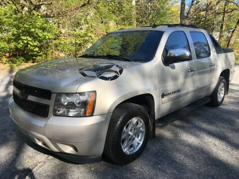 2007 Chevrolet Avalanche for sale at Kostyas Auto Sales Inc in Swansea MA