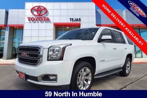 2016 GMC Yukon for sale at TEJAS TOYOTA in Humble TX