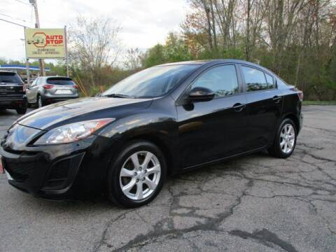 2011 Mazda MAZDA3 for sale at AUTO STOP INC. in Pelham NH
