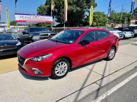 2015 Mazda MAZDA3 for sale at JR Used Auto Sales in North Bergen NJ