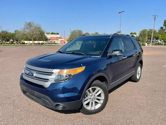 2012 Ford Explorer for sale at DR Auto Sales in Glendale AZ