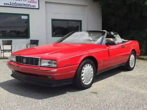 1993 Cadillac Allante for sale at AutoConnect Motors in Kenvil NJ