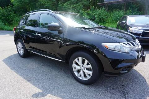 2011 Nissan Murano for sale at Bloom Auto in Ledgewood NJ