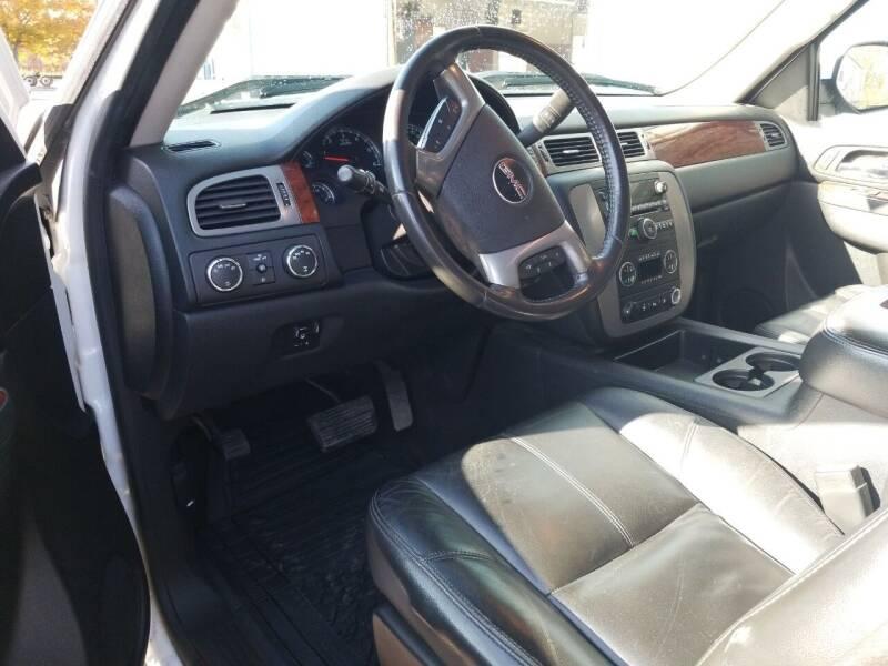 2010 GMC Sierra 1500 for sale at MARVIN'S AUTO BODY in Farmington ME