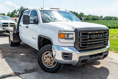 2015 GMC Sierra 3500HD CC for sale at Fruendly Auto Source in Moscow Mills MO