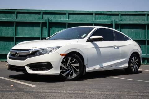 2018 Honda Civic for sale at 605 Auto  Inc. in Bellflower CA