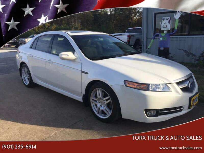 2008 Acura TL for sale at Torx Truck & Auto Sales in Eads TN