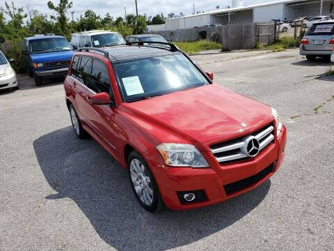 2011 Mercedes-Benz GLK for sale at Jamrock Auto Sales of Panama City in Panama City FL