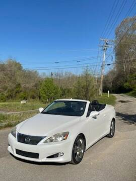 2010 Lexus IS 250C for sale at Dependable Motors in Lenoir City TN