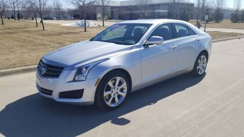 2014 Cadillac ATS for sale at Schrader - Used Cars in Mt Pleasant IA