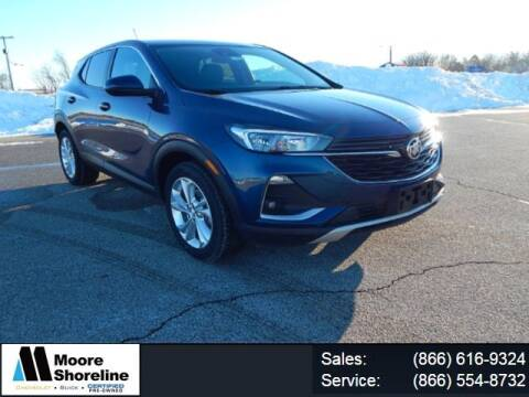 2020 Buick Encore GX for sale at Moore Shoreline Chevrolet in Sebewaing MI