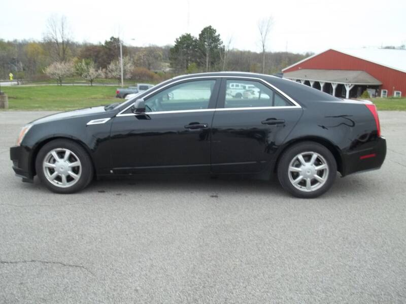 2009 Cadillac CTS for sale at Rt. 44 Auto Sales in Chardon OH