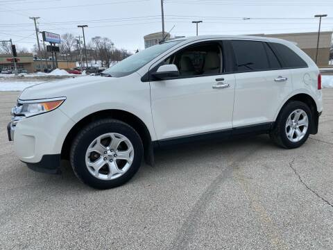 2011 Ford Edge for sale at Crowne Motors in Newton IA