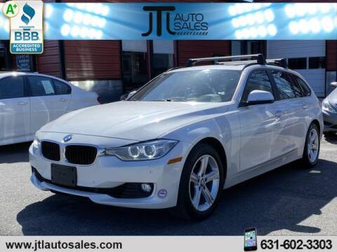 2015 BMW 3 Series for sale at JTL Auto Inc in Selden NY