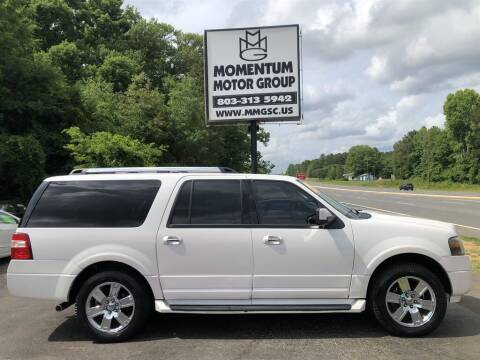 2009 Ford Expedition EL for sale at Momentum Motor Group in Lancaster SC
