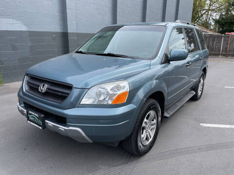 2005 Honda Pilot for sale at APX Auto Brokers in Lynnwood WA