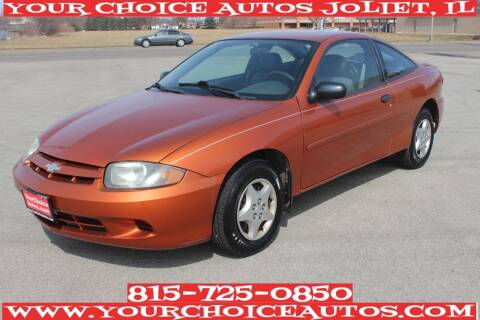 2005 Chevrolet Cavalier for sale at Your Choice Autos - Joliet in Joliet IL