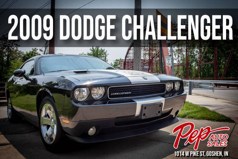 2009 Dodge Challenger for sale at Pep Auto Sales in Goshen IN
